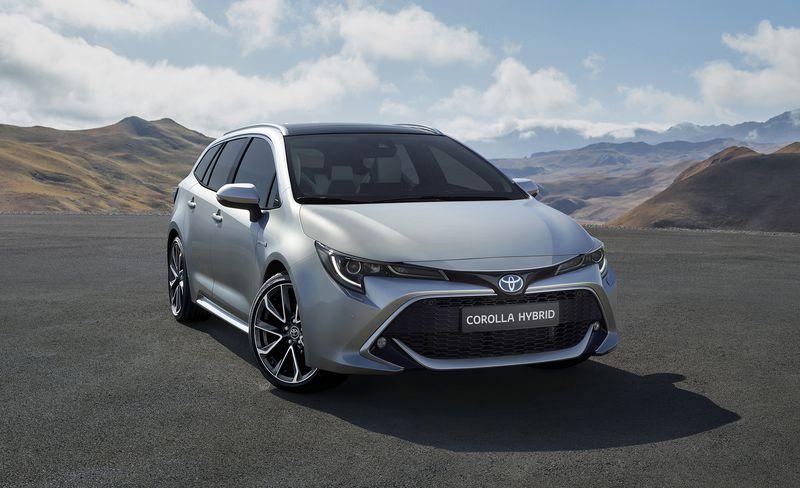Damn, the New Toyota Corolla Wagon Looks Good