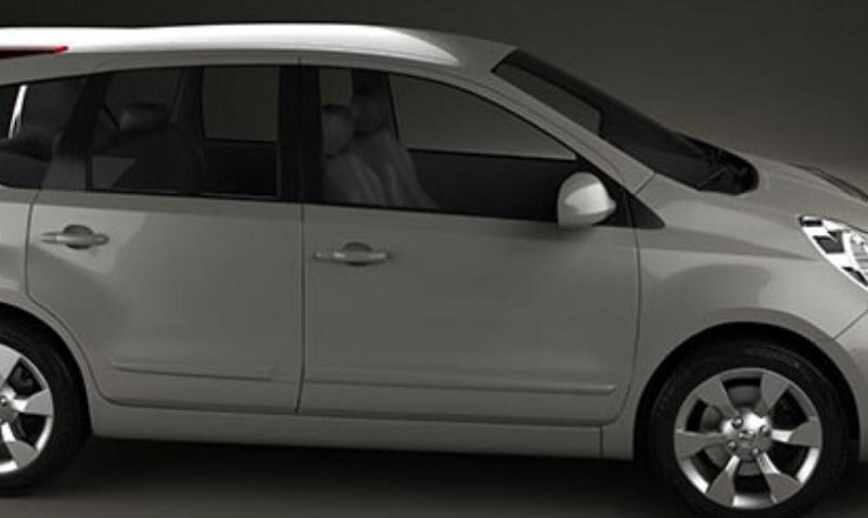 NISSAN NOTE ,5 SEATER